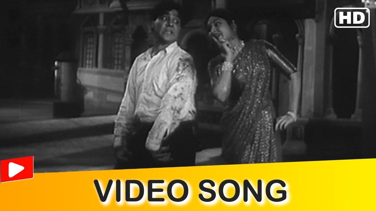 Mini Mini Chichi | Classic Hindi Song | Vyjayantimala | Kathputli (1957) | Hindi Gaane