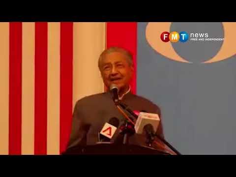 Cuti 5 hari jika PH menang, kata Dr Mahathir