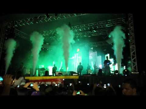 Abertura Show Cristiano Araújo em Uberaba 12/04/14