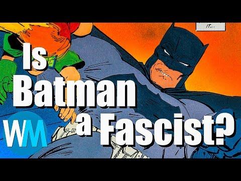 Is Frank Miller's Batman a Fascist?