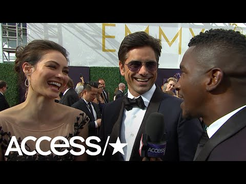 John Stamos On Fatherhood & What It Meant To Get An Emmy Nom For 'Fuller House'  Access