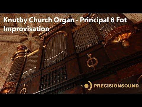 Knutby Church Organ