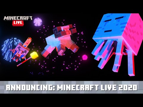 Minecraft Live: Announcement Trailer