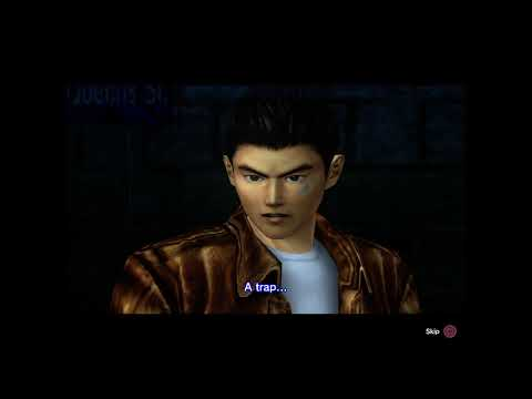 Shenmue II: Follow leads to confront some gang bangers... Then I got jumped... Duhhhh  