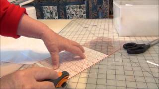 How To-Make A Photo Quilt-Prepare Fabric For Printing On Your Inkjet Printer