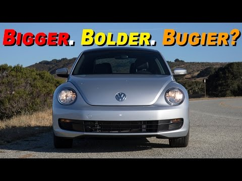 2015 Volkswagen Beetle 1.8T Review - DETAILED in 4K!