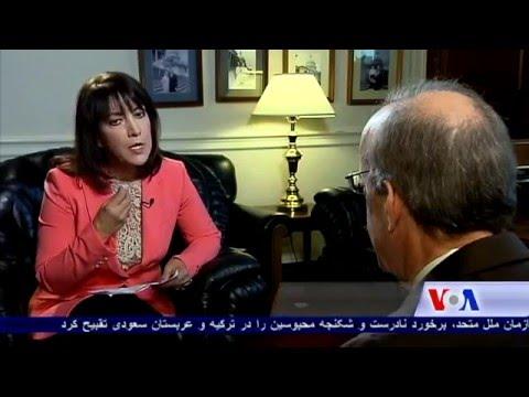 Interview with Congressman Eliot Engel . VOA Ashna TV