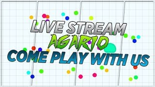 👀NARKOZ AGAR! Agar.io Live Stream DNS:8.8.8.8 (Big Zoom IOS) Road To 2k💯🔥