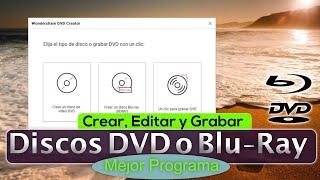 Mejor Programa: Crear y Grabar DVDs o Blu-Ray (Con Menú) 2018
