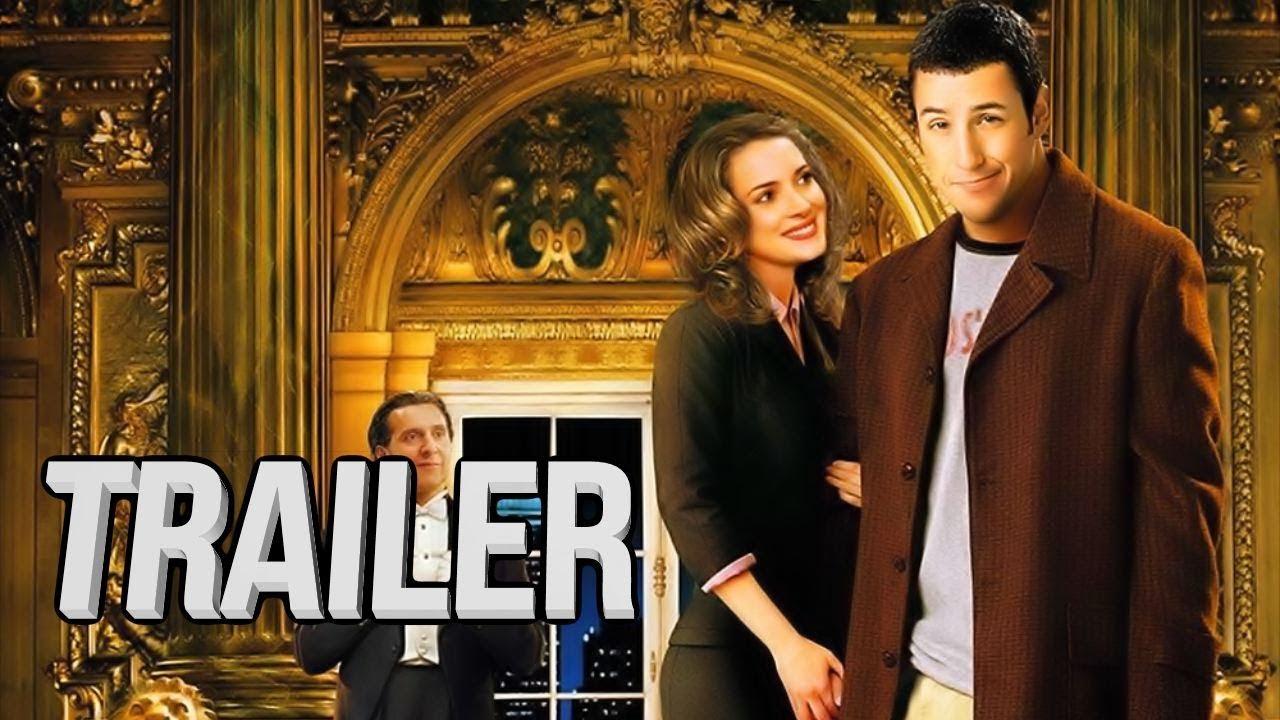 Mr Deeds 2002 Trailer English Feat Adam Sandler Winona Ryder Youtube