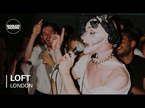 LOFT  Boiler Room & Huawei: London  DJ Set