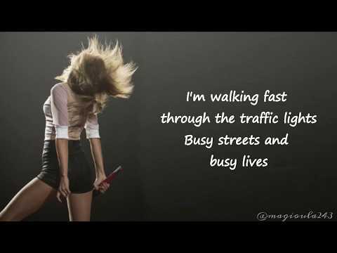 Taylor Swift - State Of Grace (Lyrics)