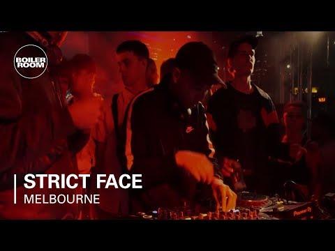 Strict Face Boiler Room Melbourne DJ Set