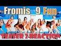 Descargar Fromis_9 프로미스나인   fun - mv teaser 2 reaction