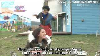 lol Kang Jiyoung ur laugh is LOL