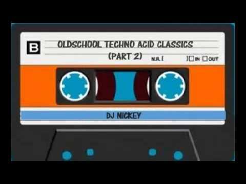 Oldschool Techno Acid Classics (Part 2)