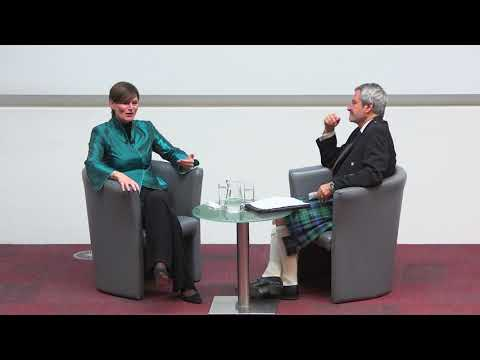 Interview with Professor Karen Cox - Foundation Day 2017