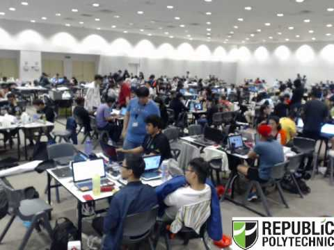 Global Game Jam 2016 (Singapore) Live Stream