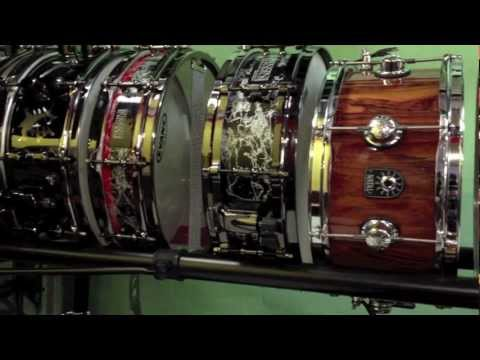 Drum Factory Tour with Nick Pansini