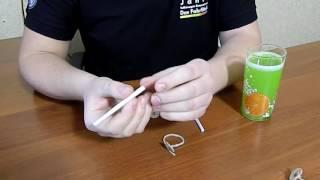 Как сделать взрывающуюся сигарету   Прикол над другом