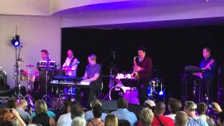 Four 80 East 4 Mallorca Smooth Jazz Festival 2015