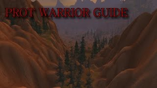 1.12.1 Basic Protection Warrior Guide