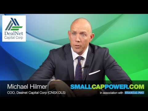 CEO Interview with DealNet Capital Corp. (CNSX: DLS)