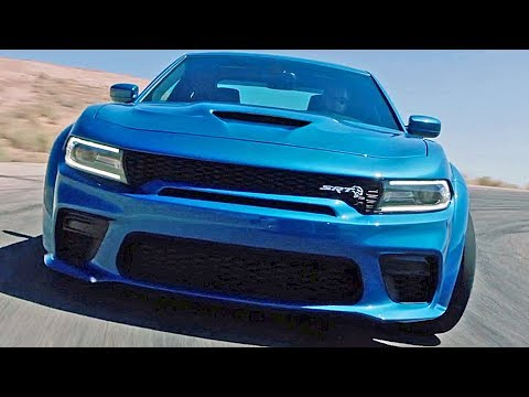 2020 Dodge Charger SRT Hellcat – Keep America Great