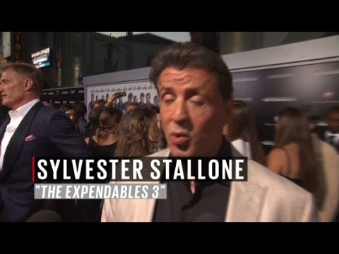 Red Carpet Report: The Expendables 3