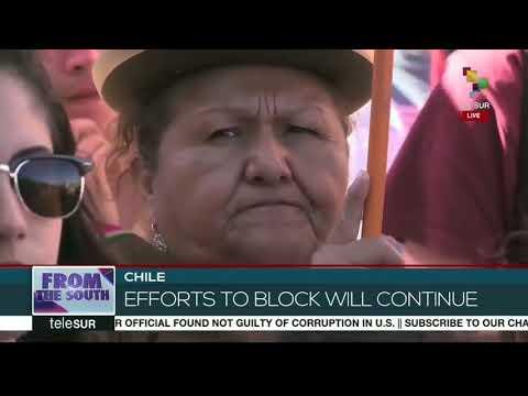 FtS 12-28: Panamanian activists and citizens protest femicides