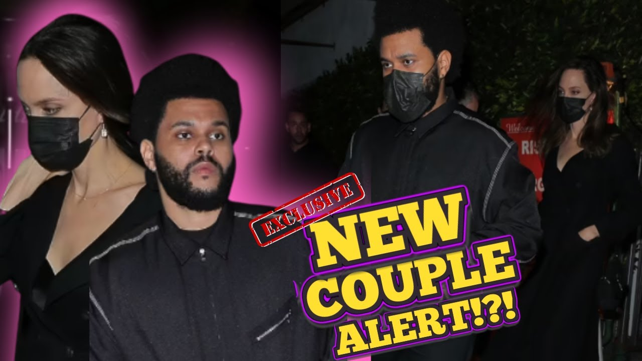 Angelina Jolie, The Weeknd seen together in LA, fuel dating ...