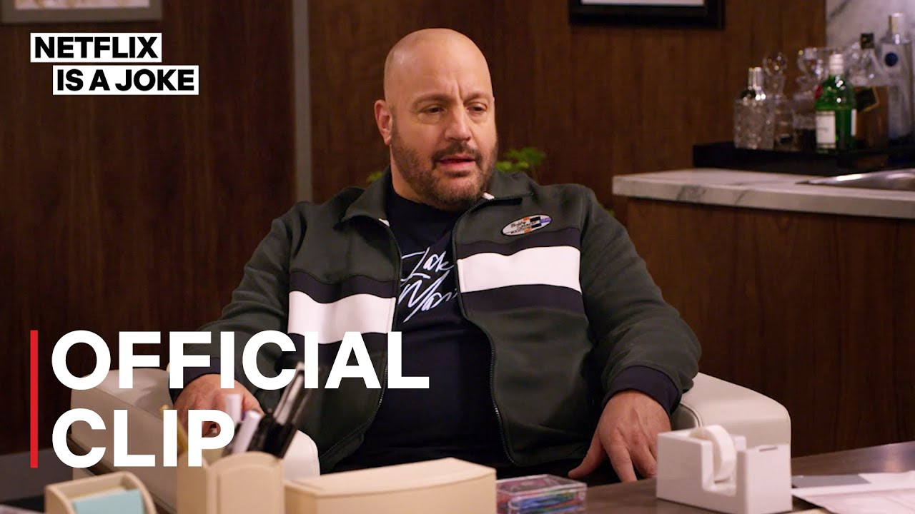 Kevin James Gets Some Dating Advice