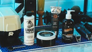 How to Use Suavecito's Shaving Products