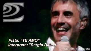Te amo - Sergio Dalma - Pista Instrumental Karaoke - CALAMUSIC studio