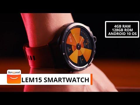 Lemfo Lem15 Smartwatch Buy at Banggood