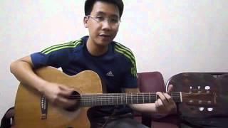 In The Presence Instructional - Mark Altrogge Cover (Daniel Cho)