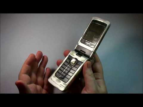 Nokia N90 двенадцать лет спустя (2005) - ретроспектива
