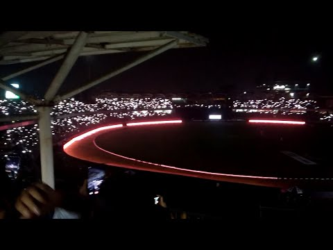 Beautiful Mirpur Stadium without lights || Ban Vs Zim 1st t20i || September 13,2019