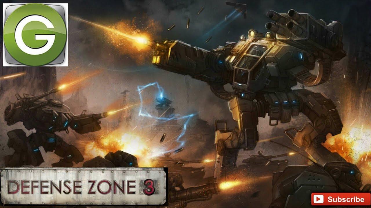 اللعبه المنتظره بشده Defense Zone 3 v1.0.33 مهكره جاهزه (مسربه)