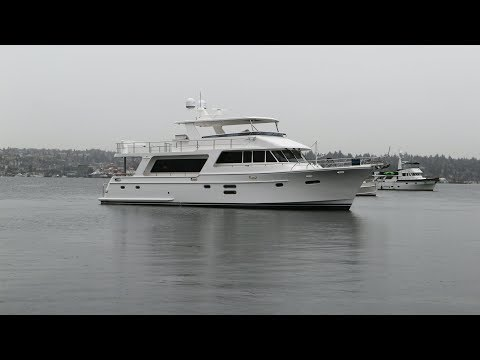 Move-In for 2018 Seattle Boat Show