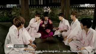 BTS Rookie king EP4 (1/1) Sub Español