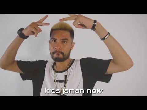 "Kids jaman now but everytime someone says ""Kids jaman now"" it gets 3% Faster"
