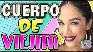 Despierta America Karla Martínez criticada le dicen cuerpo de viejita