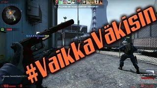 Counter-Strike Global Offensive - Vaikka Väkisin - Muwex #VaikkaVäkisin