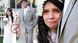 Ela ''se casou'' aos 11 anos de idade e quando você descobrir o motivo, vai chorar de tristeza...