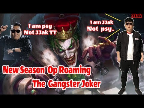 New Season Op. Gangster JOKER !!! Give Me Money!! (펜타스톰/Liên Quân/AOV/ROV)