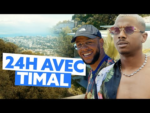Youtube: 24H avec Timal à Cannes !