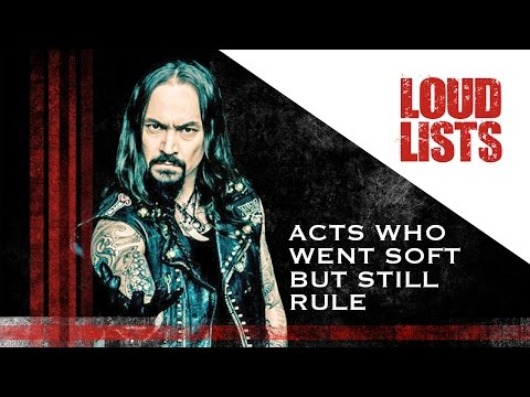 "10 Rock + Metal Acts Who ""Went Soft"" But Still Rule"
