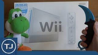 Unboxing The Original Nintendo Wii In 2018!