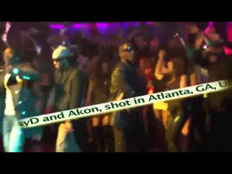 P Square  Chop My Money ft Akon May D The Making of wwwafrogroovescom